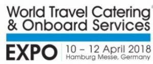 World Travel Catering & Onboard Services Expo 2018 @ Hamburg Messe | Hamburg | Hamburg | Germany