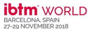 IBTM World 2018 @ Fira Barcelona Gran Via | L'Hospitalet de Llobregat | Catalunya | Spain