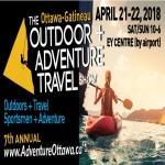 The Outdoor & Adventure Travel Show @ EY Centre | Ottawa | Ontario | Canada